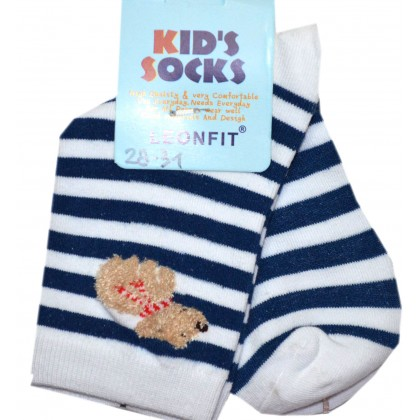 Детски чорапи КУЧЕ 28-31 номер.