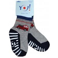 Детски чорапи КАMИОНЧЕ 19-22 номер.