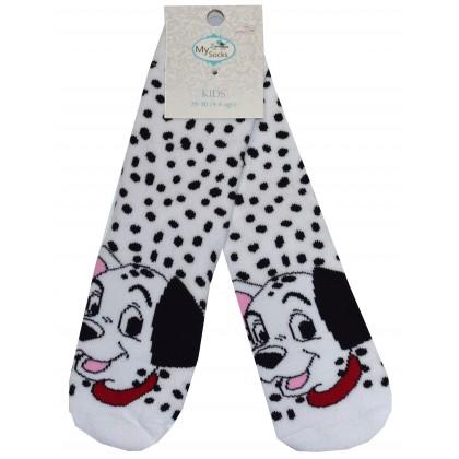 Термо, детски чорапи ДАЛМАТИНЕЦ 22-33 номер.
