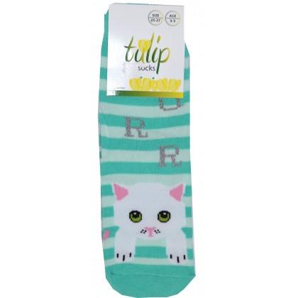 Детски чорапи BROSS КОТЕ 25-36 номер в резида рае.