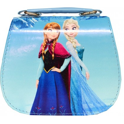 Детска чанта 16/13см в синьо КОД 02.