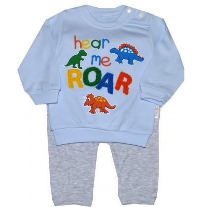 Бебешки комплект ROAR 1-9 месеца.