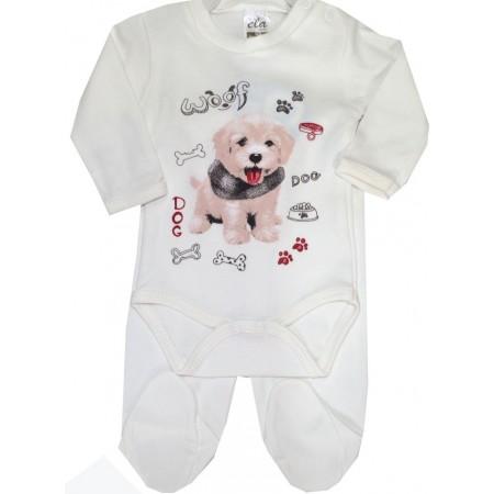 Бебешки комплект КУЧЕ 0-4 месеца.