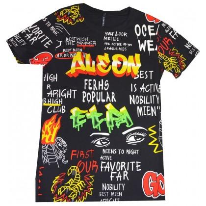 Юношеска блуза NEON 12-18 години.