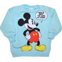 Детска блуза МИКИ МАУС 68-116 ръст.