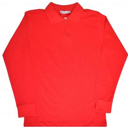 Детска блуза ЧЕРВЕНА 7-9 години.