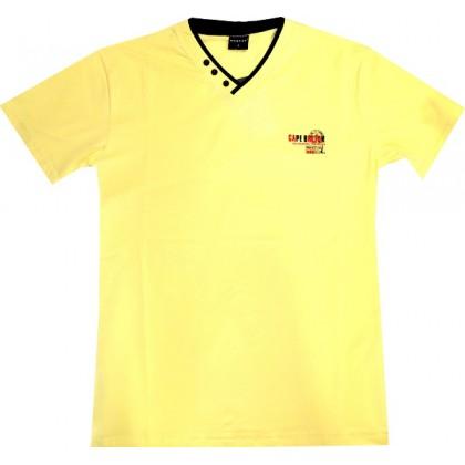 Юношеска блуза MASTIFF 16 години в жълто.