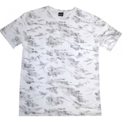 Юношеска блуза MASTIFF 16 години в бяло.