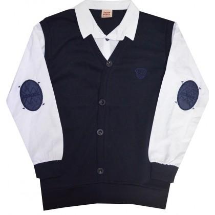 Детска блуза УНИФОРМА ЗА УЧИЛИЩЕ 7-11 години.