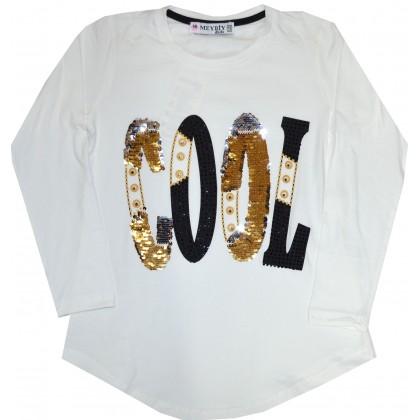 Юношеска блуза COOL 146-176 ръст.