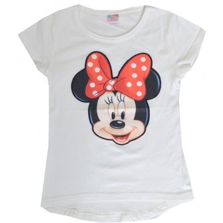 Светеща детска блуза МИНИ МАУС 5-8 години.