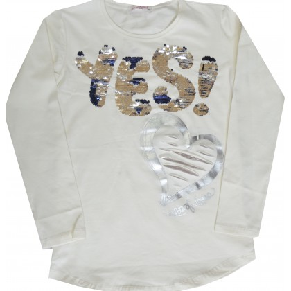 Детска блуза YES 140-176 ръст,