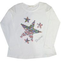 Детска блуза ЗВЕЗДА 104-134 ръст.