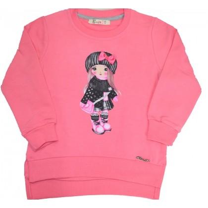 Детска блуза ЛЕБЕД 98-128 ръст BREEZE.
