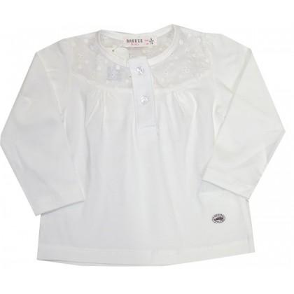 Детска блуза ДАНТЕЛА 74-98 ръст BREEZE.