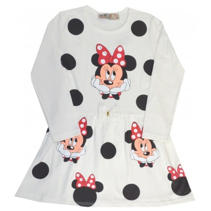 Детска рокля ММ 3-6 години.