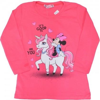 Детска блуза ММ 98-116 ръст.
