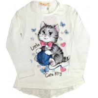 Детска блуза КОТЕ 86-104 ръст.
