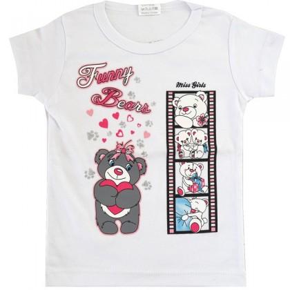 Детска блуза МЕЧЕ 2 години.