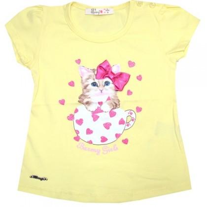 Детска блуза КОТЕ 86-110 ръст BARMY.