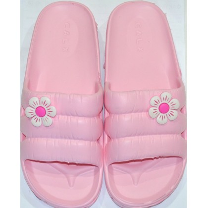 Дамски джапанки ЦВЕТЕ 36-40 номер в розово.