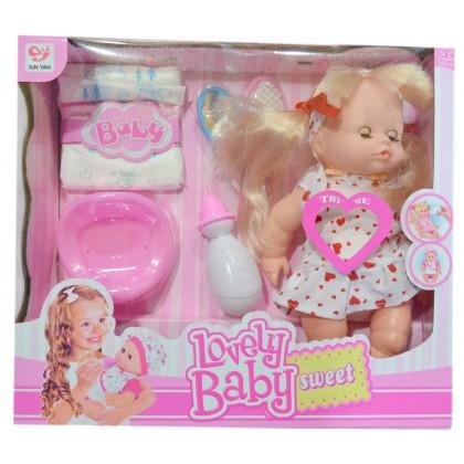 Кукла МИРЕЛА с аксесоари.