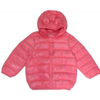Детско яке 1-3 години в розово.