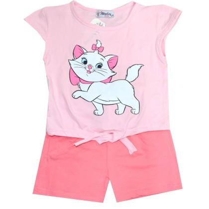 Детски комплект KOTE  3-6 години в розово.