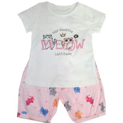 Детски комплект КОТЕТА 3-12 месеца.