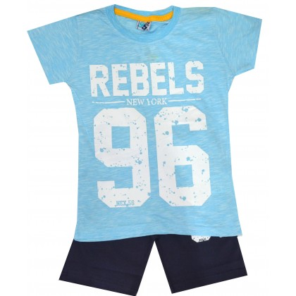 Детски комплект REBELS  110-140 ръст.