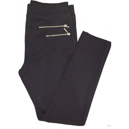 Юношески клин панталон ЧЕРЕН 12-18 години.