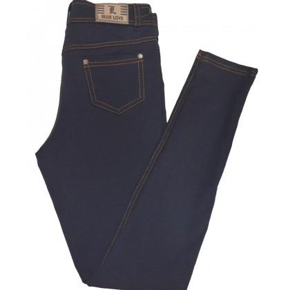 Юношески клин панталон ДЪНКОВ в тъмно синьо.