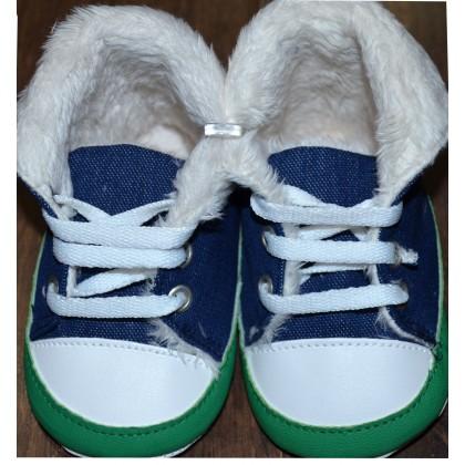 Бебешки буйки КОКО със зелено.