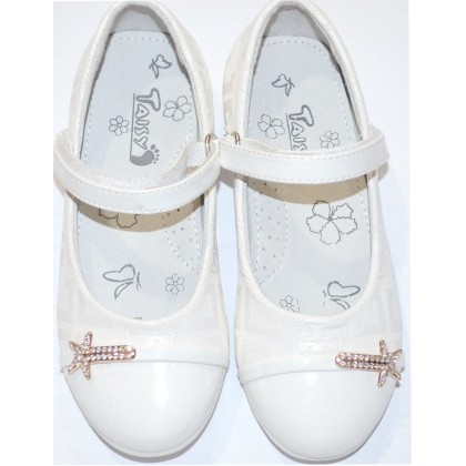 Детски обувки БЕЛИ 26-31 номер.