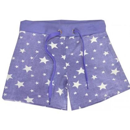 Къси детски панталони ЗВЕЗДИ от 3-8 години.