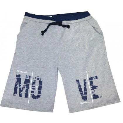 Юношески къси панталони KEEP CALM 146-176 ръст.