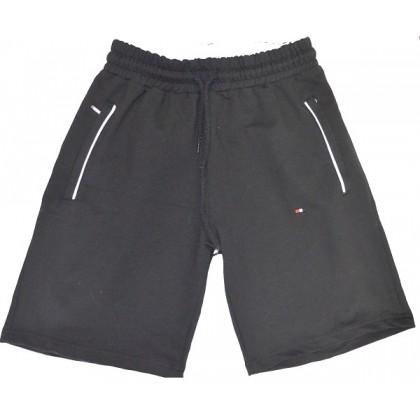 Юношески къси панталони ЧЕРНИ 14-18 години.