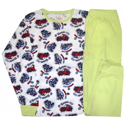 Детска пижама LUCKY KIDS 5-6 години.