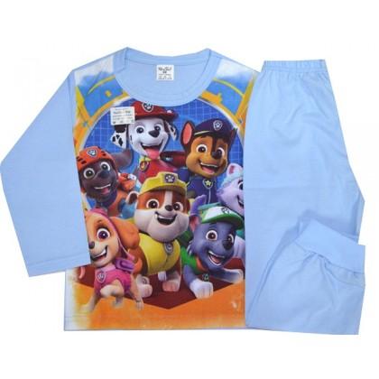 Детска пижама ПЕС ПАТРУЛ 98-116 ръст КОД12.