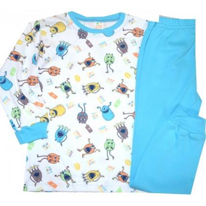 Детска пижама LUCKY KIDS 3 години.