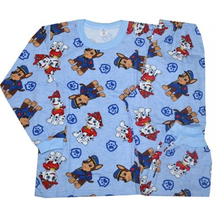 Ватирана детска пижама КУЧЕНЦА 4-5 години ЗЛАТЕВ.