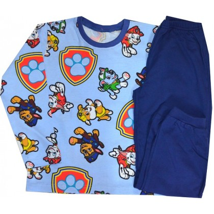 Детска пижама КУЧЕТА 110-116 ръст фирма САЛИ.