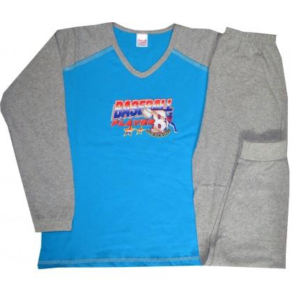Детска пижама БАСКЕТБОЛ 8-9 години.