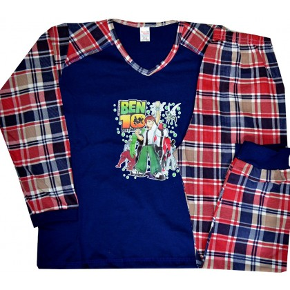 Детска пижама БЕН ТЕН 7-8 години.
