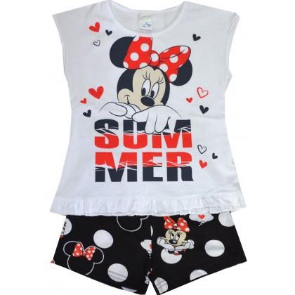Лятна детска пижама ММ 80-134 ръст.