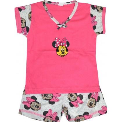 Лятна детска пижама МИНИ 1-2 години.