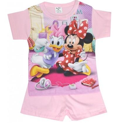 Лятна детска пижама МИНИ 86-92 ръст.