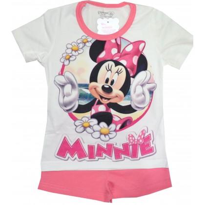 Лятна детска пижама МИНИ МАУС 98-128 ръст.