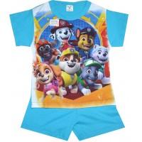 Лятна детска пижама КУЧЕ 134-158 ръст ФИРМА ВЕНЕРА.