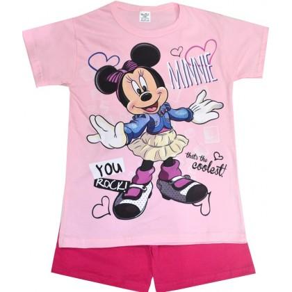Лятна детска пижама ММ 122-134 ръст.